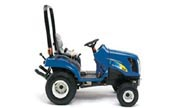 New Holland Boomer TZ24DA tractor photo