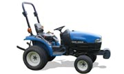 New Holland TC21 tractor photo