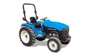 New Holland TC25 tractor photo
