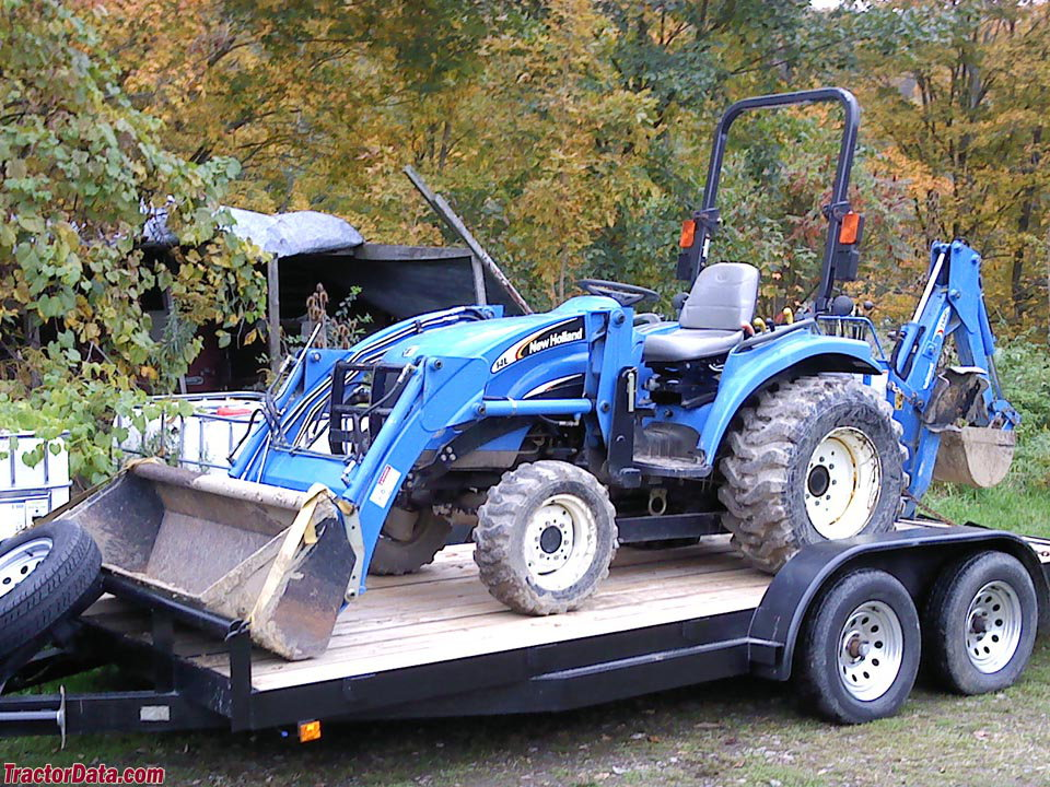 New Holland TC29
