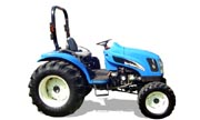 New Holland TC40 tractor photo