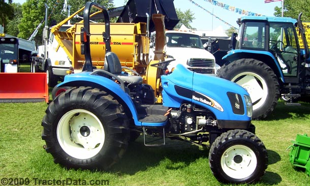 New Holland TC40
