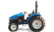 New Holland TC45 tractor photo