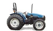 New Holland TN70 tractor photo