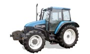 New Holland TS90 tractor photo