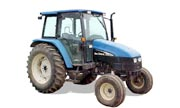 New Holland TL100 tractor photo
