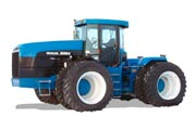 New Holland 9684 tractor photo