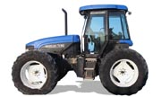 New Holland TV140 tractor photo