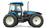New Holland TV145 tractor photo