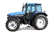 New Holland TM125 tractor photo