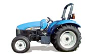 New Holland TT75 tractor photo