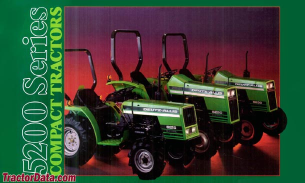 Deutz-Allis 5220