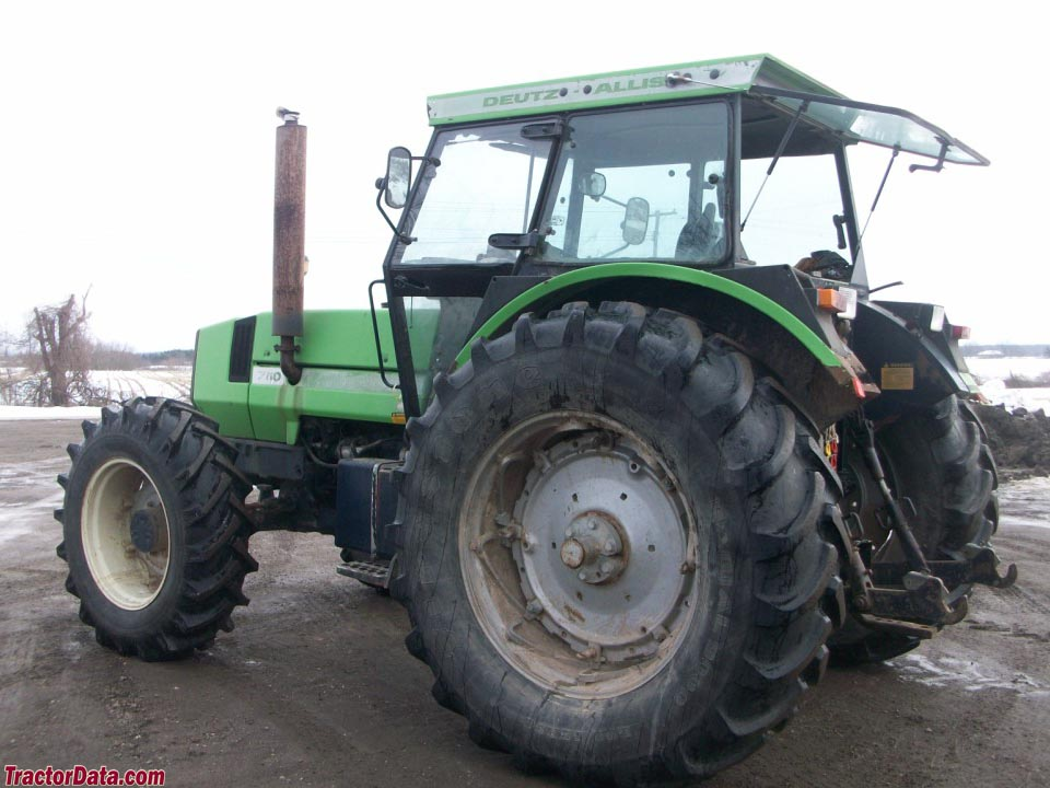 Tractordata Com Deutz Allis 7110 Tractor Photos Information