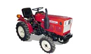 Yanmar YM169 tractor photo