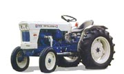 Satoh Bison S650 tractor photo