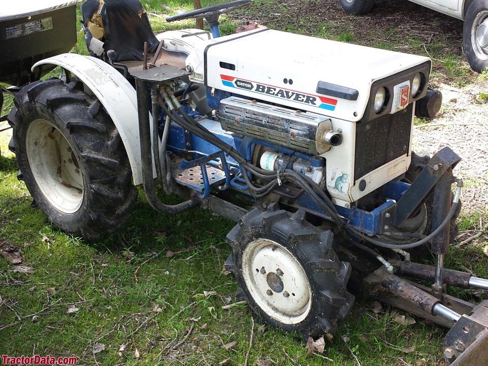 3180 td4 b01 ext045 tractordata com satoh beaver s370 tractor photos information