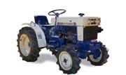 Satoh Buck S470 tractor photo