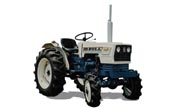 Satoh Bull S630 tractor photo