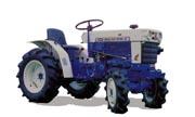 Satoh Beaver III S373 tractor photo