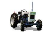 Satoh Bison S670 tractor photo