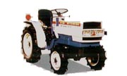 Mitsubishi MT180 tractor photo