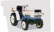 Mitsubishi MT160 tractor photo