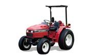 Mitsubishi MT260 tractor photo
