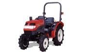 Mitsubishi GF130 tractor photo