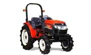 Mitsubishi GS160 tractor photo