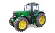 John Deere 7610 tractor photo
