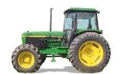 John Deere 3255 tractor photo