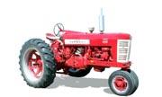 Farmall 450 tractor photo