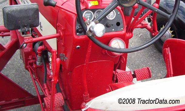 Farmall 450 Torque Amplifier transmission photo