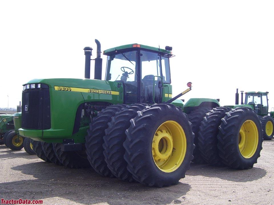 John Deere 9000 Series Tractors : Tractordata john deere tractor photos information