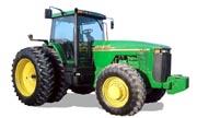 John Deere 8410 tractor photo