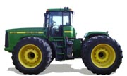John Deere 9200 tractor photo