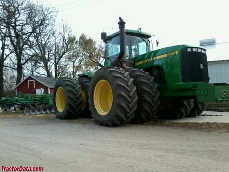 John Deere 9300