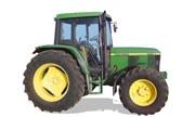 John Deere 6310 tractor photo