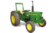 John Deere 1120 tractor photo