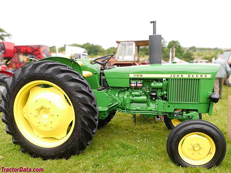 Tractordata Com John Deere 1120 Tractor Photos Information