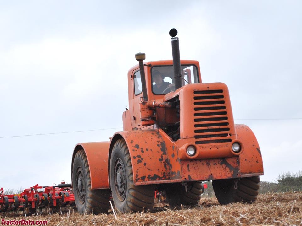 Tractordata Com Wagner Tr 9 Tractor Photos Information