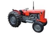 John Deere 6520 tractor photo