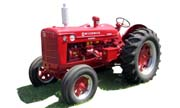 McCormick-Deering Super WD-9 tractor photo