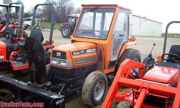 AGCO ST40
