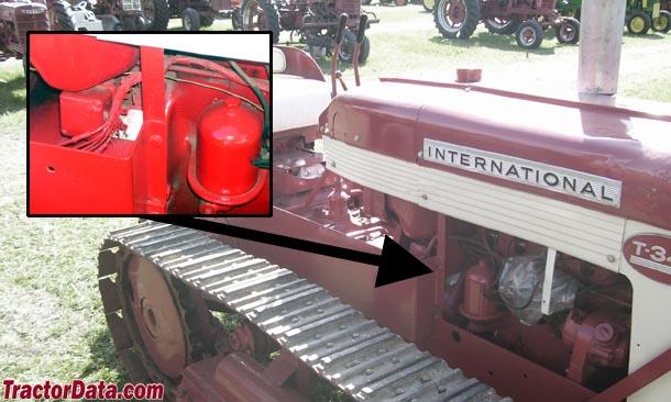 1960 340 International Utility Tractor : Tractordata international harvester t tractor