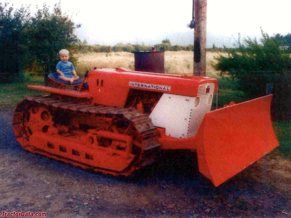 International Harvester T-4