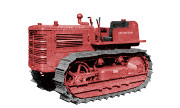 International Harvester T-9 tractor photo