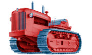 International Harvester TD-24 tractor photo