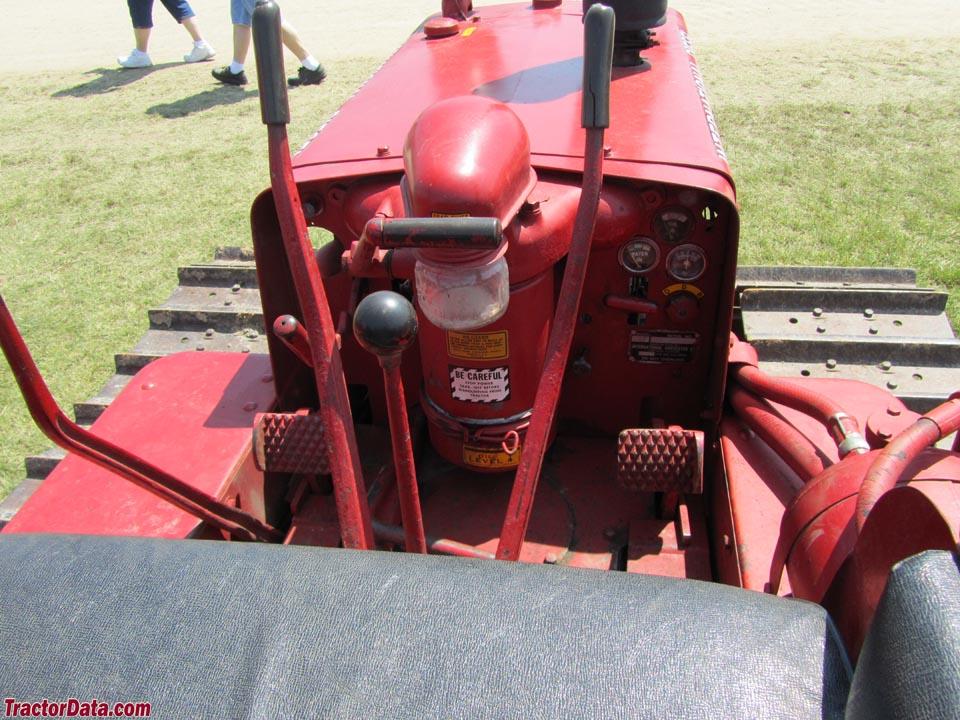 TractorData com International Harvester TD-6 tractor photos information