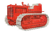 International Harvester TD-9 tractor photo